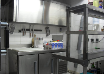 l'Auberge - Cuisines