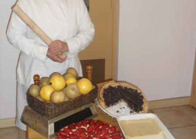 l'Auberge - Nos desserts