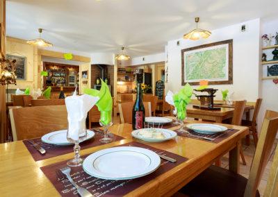 Restaurant de l'Auberge - l'Herbe Tendre