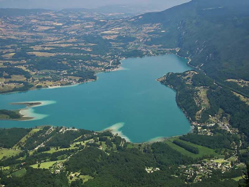 Découvrez la Chartreuse et le lac Aiguebelette - Herbe Tendre