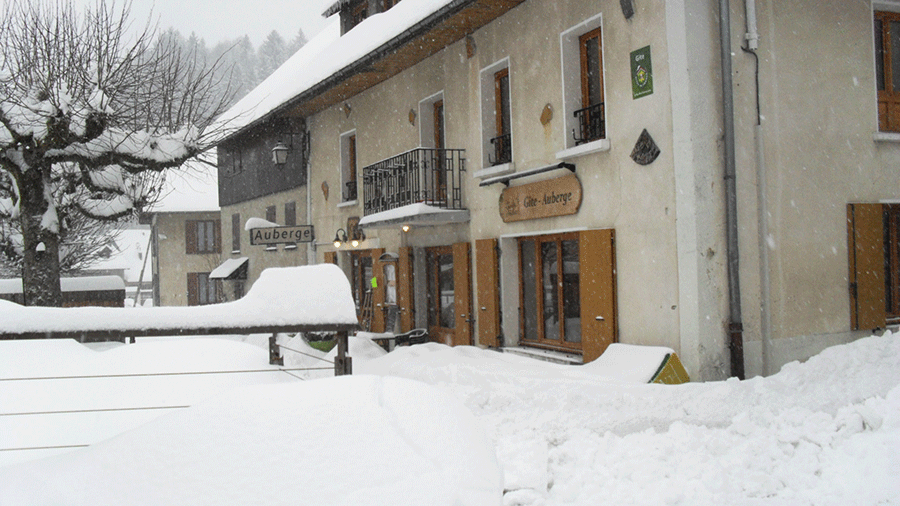 Profitez de vacances familiales au ski avec L'Herbe Tendre !